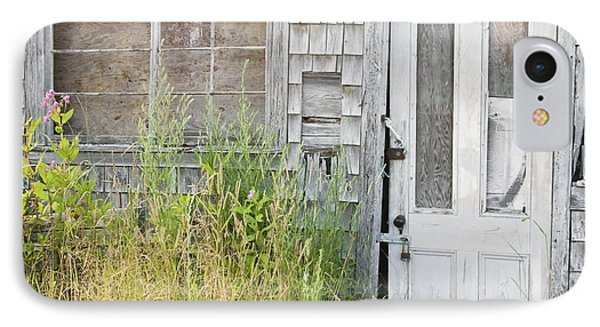 Old Abandoned Building In Maine IPhone Case by Keith Webber Jr
