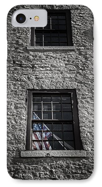 Old Glory IPhone Case by Scott Norris