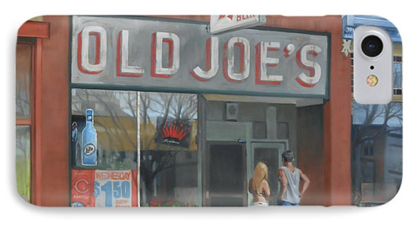 Old Joe's IPhone Case by Todd Baxter