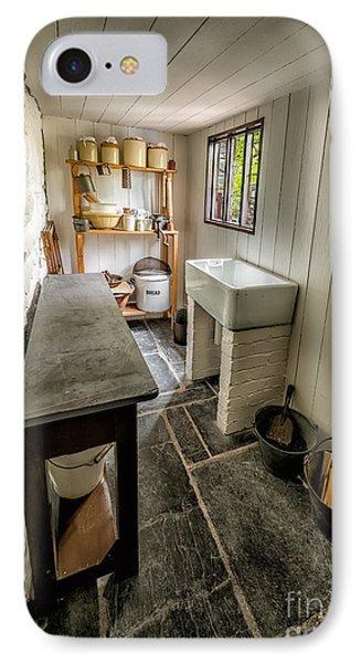 Old Kitchen IPhone Case by Adrian Evans