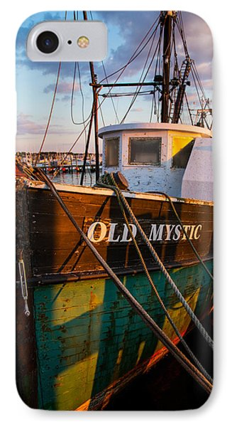 Old Mystic IPhone Case by Karol Livote