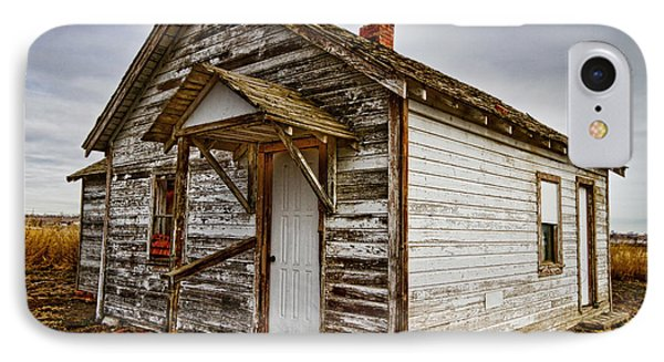 Old Rustic Rural Country Farm House Phone Case by James BO  Insogna