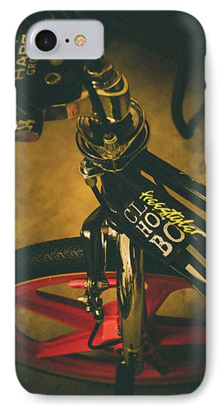 Old School Cool Bmx - 1 Phone Case by Jamian Stayt
