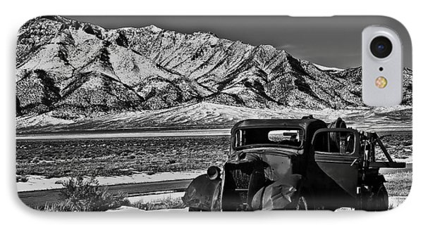 Old Truck Phone Case by Robert Bales