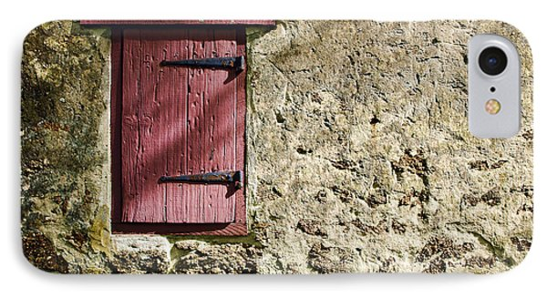 Old Wall And Door Phone Case by Olivier Le Queinec