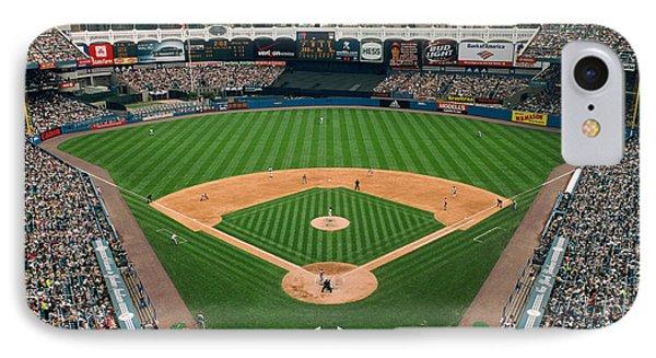 Old Yankee Stadium Photo IPhone Case by Horsch Gallery