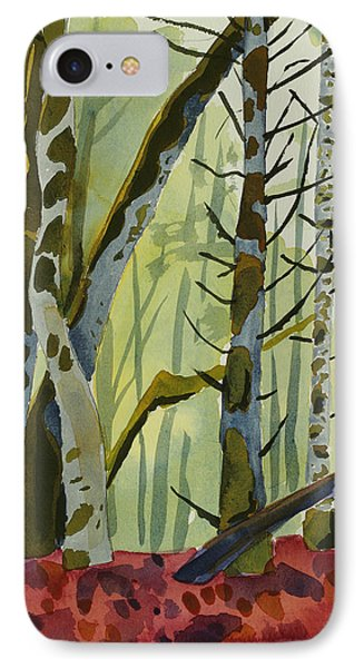 On Ivy Hill IPhone Case by Alexandra Schaefers
