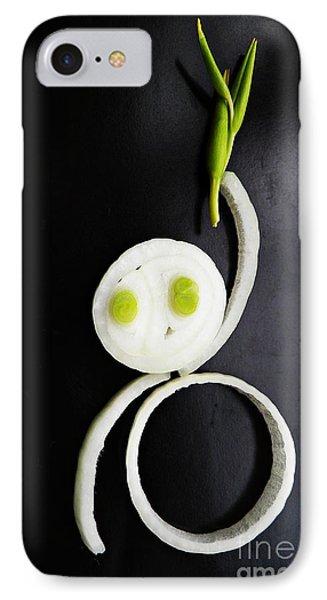Onion Baby IPhone Case by Sarah Loft