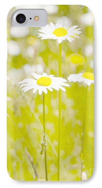 Oopsy Daisy Phone Case by Artist and Photographer Laura Wrede