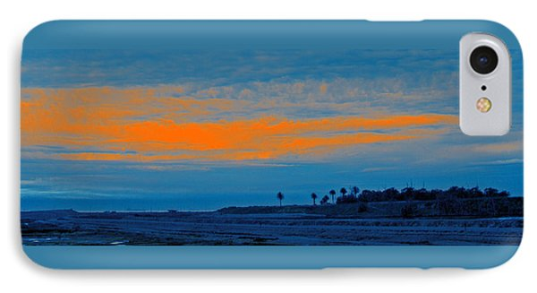 Orange Sunset Phone Case by Ben and Raisa Gertsberg