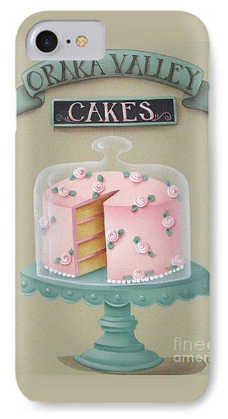 Orara Valley Cakes Phone Case by Catherine Holman