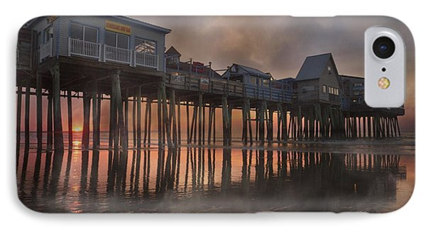 Orchard Beach Glorious Morning IPhone Case by Betsy Knapp