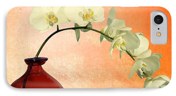Orchids 2 IPhone Case by Mark Ashkenazi
