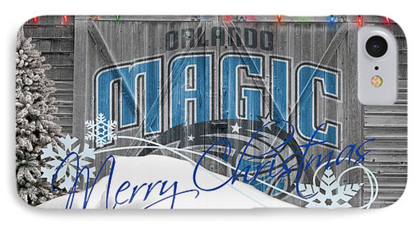 Orlando Magic Phone Case by Joe Hamilton