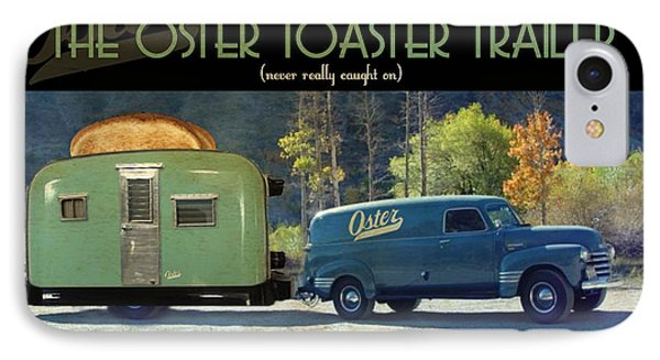 Oster Toaster Trailer Phone Case by Tim Nyberg