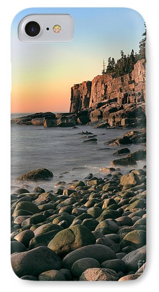 Otter Cliffs Phone Case by Jerry Fornarotto