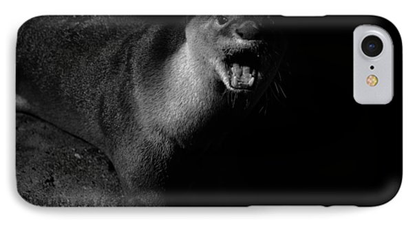 Otter Wars IPhone 7 Case by Martin Newman