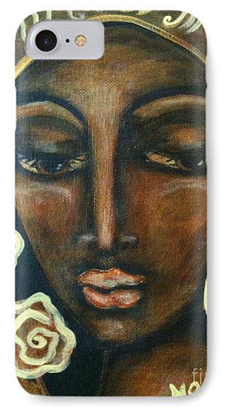 Our Lady Of Infinite Possibilities Phone Case by Maya Telford