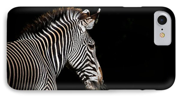 Out Of The Shadows IPhone 7 Case by Scott Mullin