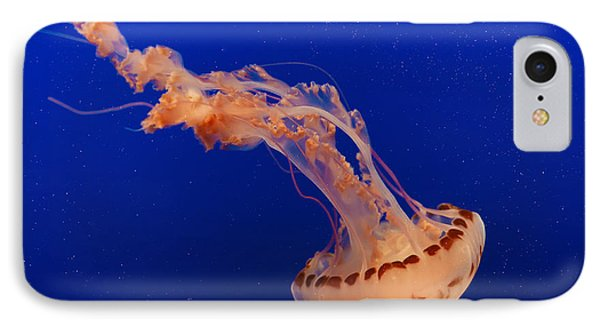 Out Of This World - Jellyfish Phone Case by Angela A Stanton