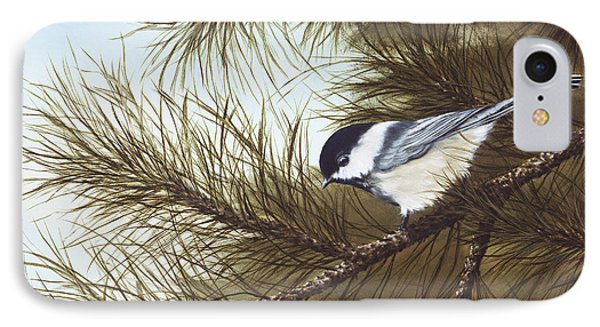 Out On A Limb IPhone Case by Rick Bainbridge