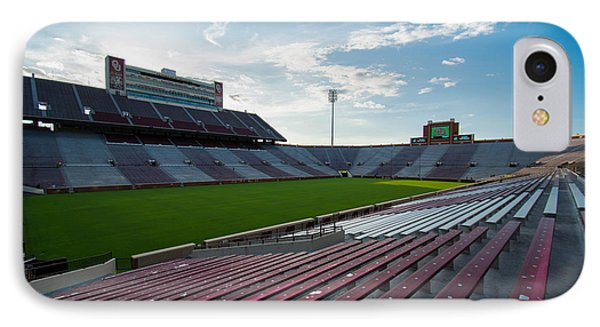 Owen Field  IPhone 7 Case by Nathan Hillis