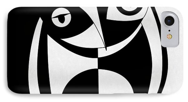 Own Abstract  IPhone 7 Case by Mark Ashkenazi