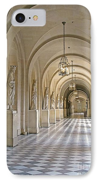 Palace Corridor Phone Case by Ann Horn
