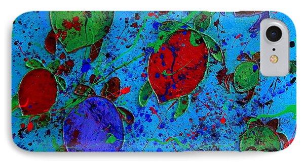 Palette Of Turtles Phone Case by Patti Schermerhorn