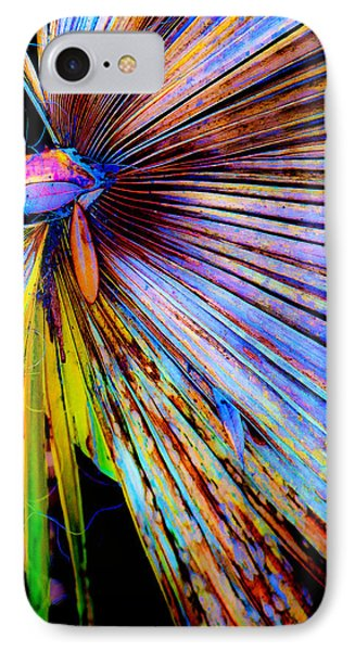 Palmetto Gone Wild Phone Case by Stephen Anderson