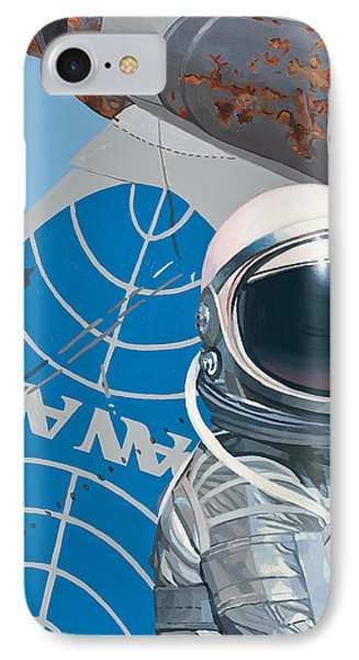 Pan Am IPhone Case by Scott Listfield