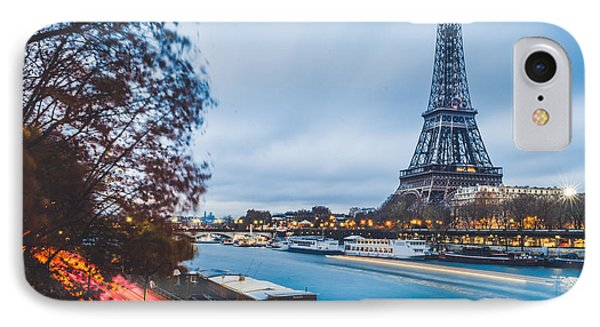 Paris IPhone 7 Case by Cory Dewald