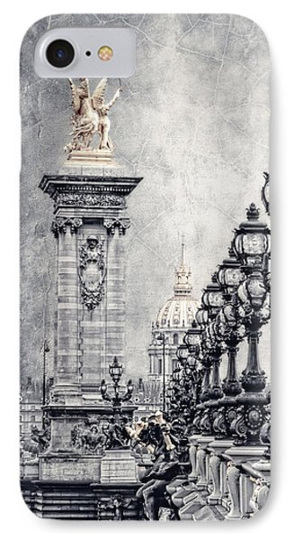 Paris Pompous 2 IPhone 7 Case by Joachim G Pinkawa