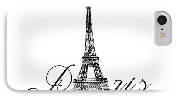 Paris  IPhone Case by Steven  Taylor