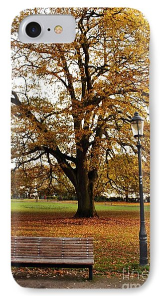 Park Life Phone Case by Terri Waters