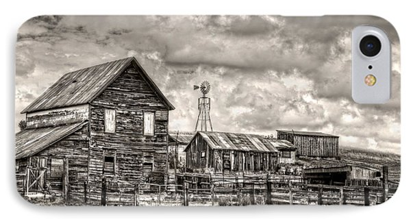 Parker Homestead Phone Case by Ken Smith
