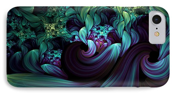 Passionate Mindfulness IPhone Case by Georgiana Romanovna