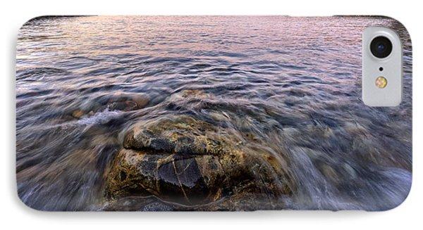 Pastel Tide IPhone Case by Rick Berk