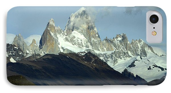 Patagonia Mount Fitz Roy 1 Phone Case by Bob Christopher