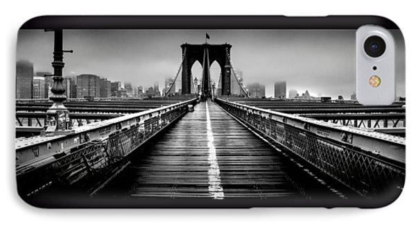 Path To The Big Apple IPhone 7 Case by Az Jackson