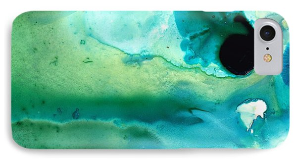 Peaceful Understanding IPhone Case by Sharon Cummings