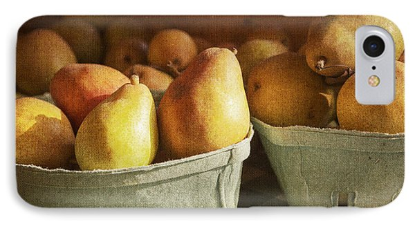 Pears IPhone Case by Caitlyn  Grasso