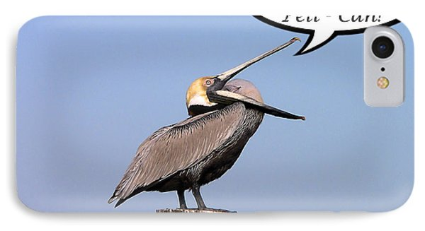 Pelican Miss You Card Phone Case by Al Powell Photography USA