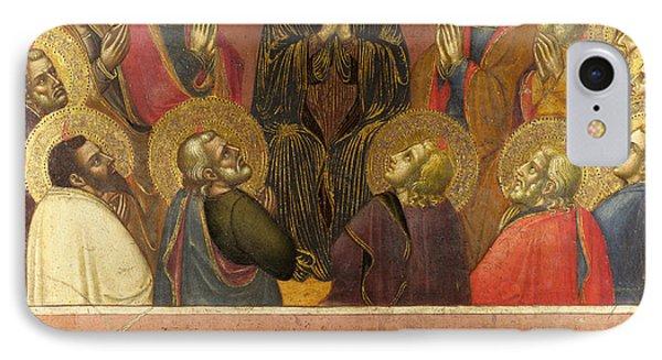Pentecost IPhone Case by Barnaba da Modena