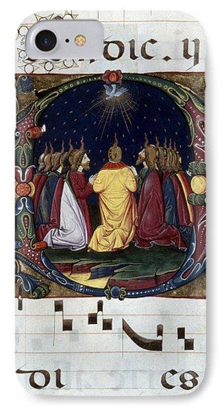 Pentecost Initial D IPhone Case by Granger