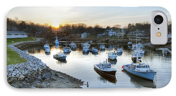 Perkins Cove IPhone Case by Eric Gendron
