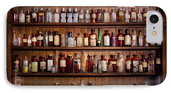 Pharmacy - Pharma-palooza  IPhone Case by Mike Savad