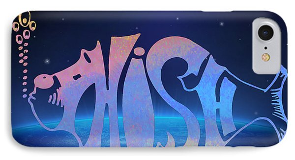 Phish IPhone Case by Bill Cannon
