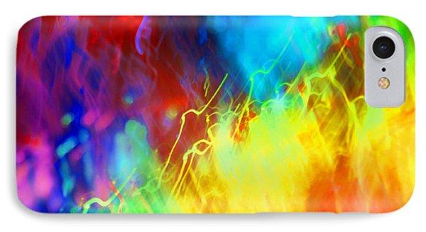 Physical Graffiti 1full Image IPhone Case by Dazzle Zazz