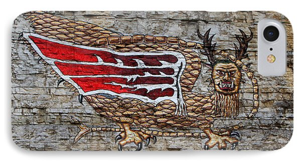 Piasa Bird Phone Case by John Freidenberg